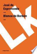 Libro de Blanca De Borbón