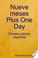 Libro de Nueve Meses Plus One Day