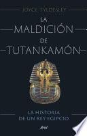 Libro de La Maldición De Tutankamón