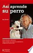 Libro de Así Aprende Su Perro