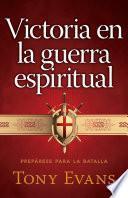 Libro de Victoria En La Guerra Espiritual