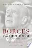 Libro de Borges Y La Memoria