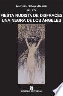 Libro de Fiesta Nudista De Disfraces. Una Negra De Los Ángeles