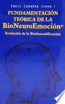 Libro de Fundamentación Teórica De La Bioneuroemoción