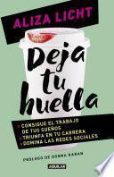 Libro de Deja Tu Huella