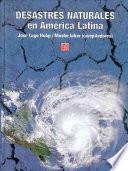 Libro de Desastres Naturales En América Latina