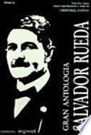 Libro de Salvador Rueda. Gran AntologÍa. (3 Tomos)