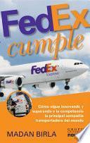 Libro de Fedex Cumple