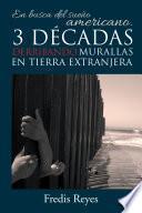 Libro de En Busca Del Sueño Americano. Tres Décadas Derribando Murallas En Tierra Extranjera