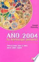 Libro de Año 2004