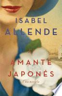 Libro de El Amante Japones: Una Novela
