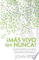 Libro de Mas Vivo Que Nunca!