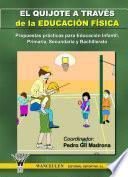 Libro de El Quijote A Través De La Educación Física