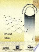 Libro de El Arenal Estado De Hidalgo. Cuaderno Estadístico Municipal 2000