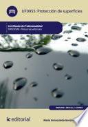 Libro de Protección De Superficies. Tmvl0509