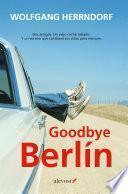 Libro de Goodbye Berlín