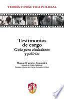Libro de Testimonios De Cargo
