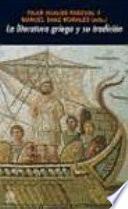 Libro de La Literatura Griega Y Su Tradición