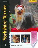 Libro de Yorkshire Terrier