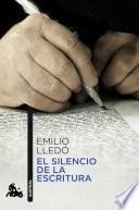 Libro de El Silencio De La Escritura
