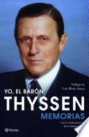 Libro de Yo, El Barón Thyssen
