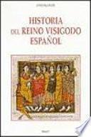 Libro de Historia Del Reino Visigodo Español