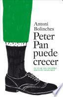Libro de Peter Pan Puede Crecer