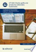 Libro de Diseño Gráfico De Productos Editoriales Multimedia. Argn0110