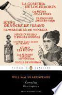 Libro de Comedias (obra Completa Shakespeare 1)