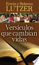 Libro de Versículos Que Cambian Vidas