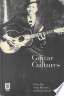 Libro de Guitar Cultures