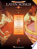 Libro de Ultimate Latin Songs