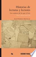 Libro de Historias De Lecturas Y Lectores