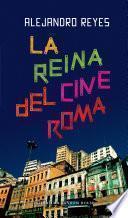 Libro de La Reina Del Cine Roma