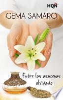 Libro de Entre Las Azucenas Olvidado (finalista Premio Digital)