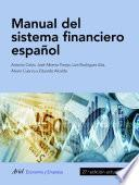 Libro de Manual Del Sistema Financiero Español