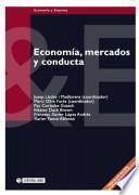 Libro de Economía, Mercados Y Conducta