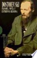 Libro de Dostoievski: Filosofía, Novela Y Experiencia Religiosa