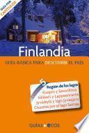 Libro de Finlandia. La Región De Los Lagos