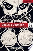 Libro de Queen And Country