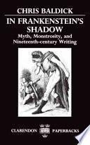 Libro de In Frankenstein S Shadow
