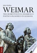 Libro de Weimar