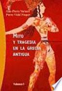 Libro de Mito Y Tragedia En La Grecia Antigua