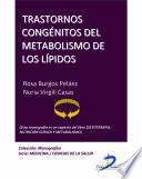 Libro de Trastornos Congénitos Del Metabolismo De Los Lípidos