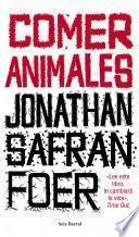 Libro de Comer Animales