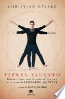 Libro de Tienes Talento