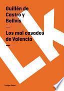 Libro de Los Mal Casados En Valencia