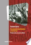 Libro de Documental, Testimonios Y Memorias