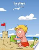 Libro de La Playa Libro Para Colorear 1