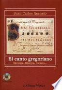 Libro de El Canto Gregoriano